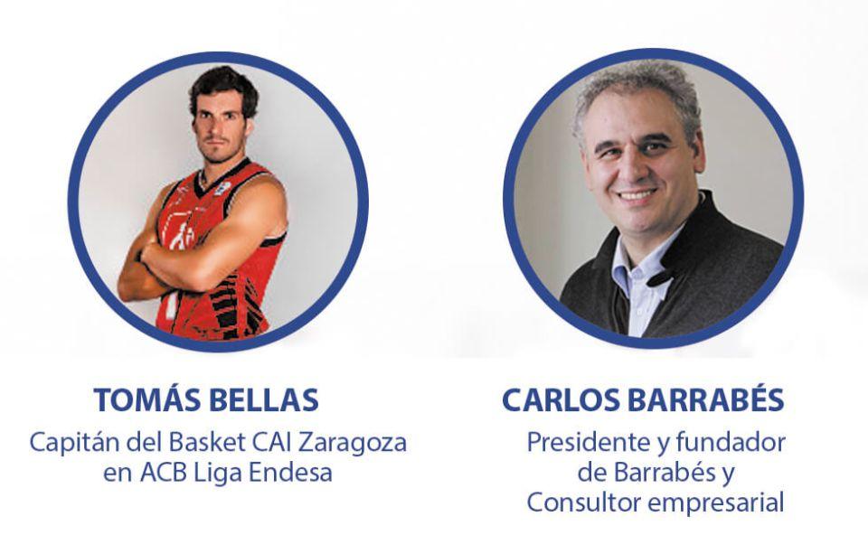 Tomás Bellas y Carlos Barrabés