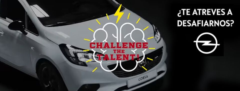 Opel Challenge the talent