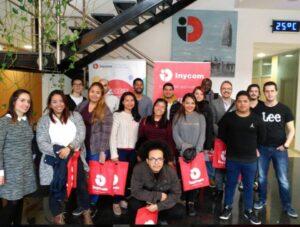 Foto de Grupo visita Inycom