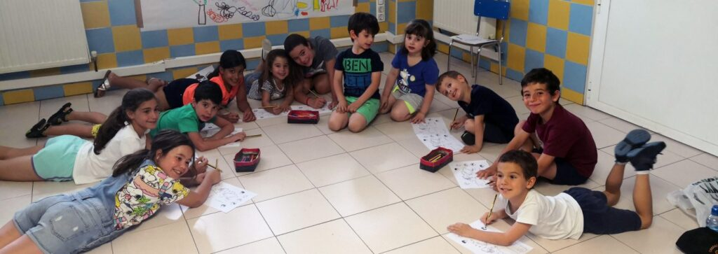 Cabecera Summer Day Camp